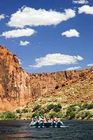 Colorado River rafting 7.jpg (177029 bytes)