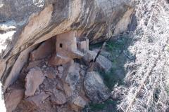 Ancient cliff dwellings tours