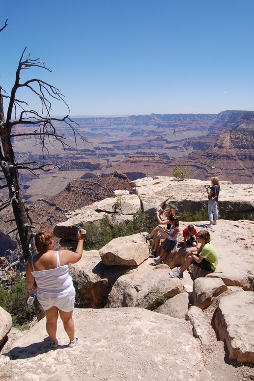 Grand Canyon trip from Las Vegas to Phoenix by bus