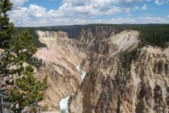 Yellowstone trip - Grand Canyon of the Yellowstone