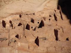 Navajo National Monument cliff dwellings