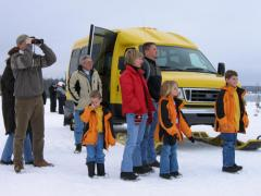 Yellowstone winter tours