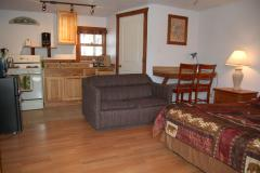Yellowstone lodging.  Yellowstone studio.